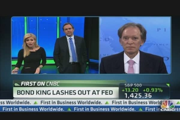 Bill Gross' Investment Outlook