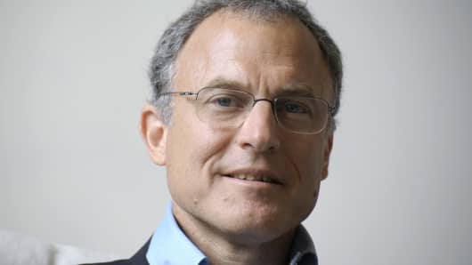 Stephen Kaufer, US TripAdvisor President and CEO