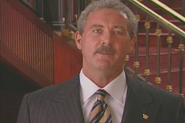 Allen Stanford: The Dark Knight