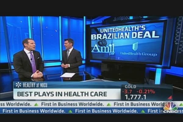UnitedHealth's Brazilian Deal