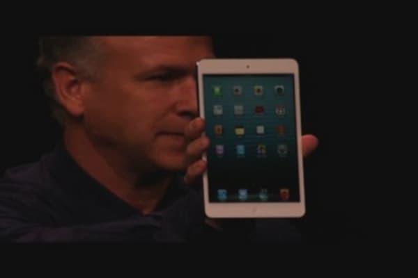 iPad Mini Debut