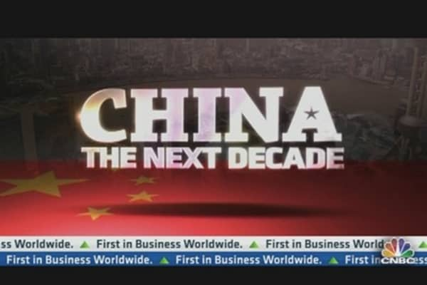 China: The Next Decade