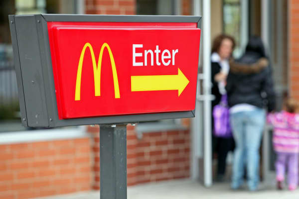 McDonald's Beats on Sales, Misses on Profit; Shares Off