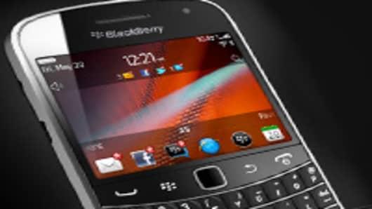 Last Call: U.S. Customs Drops the Blackberry