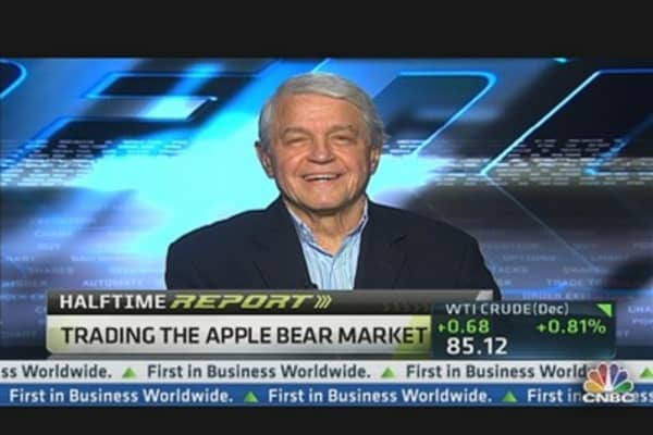 'Beginning of a Bull Market' For Apple: Porter Bibb