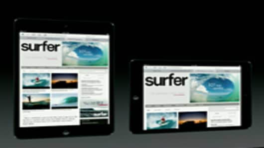 Live Blog: Apple's iPad Mini Will Start at $329