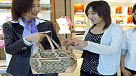 Luxury Retailer Finding Upside in China