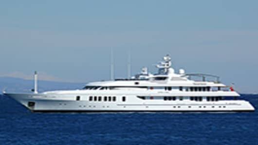 Hard Times in the Mega Yacht Market