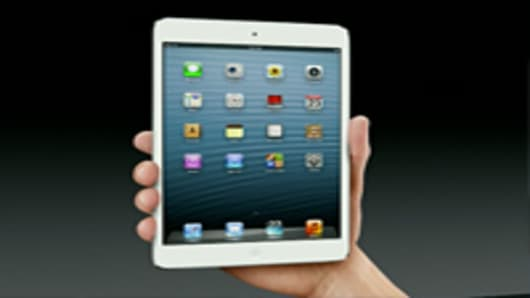 Apple Sells Out of White iPad Minis During Pre-Orders