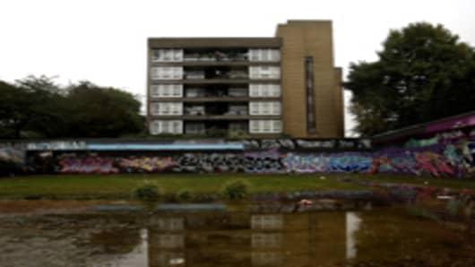 Britain Will Be Third World Economy by 2014: Authors