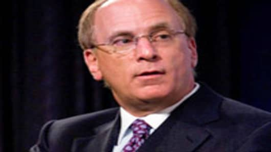 Recession Looms If 'Fiscal Cliff' Not Solved: Fink