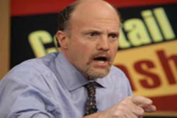 Cramer's Earnings Game Plan for Next Week
