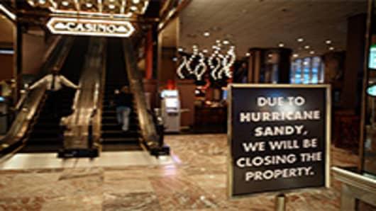 Gold: Sandy's Economic Impact on Shopping