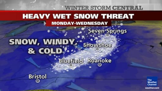 East Coast Grinds to a Halt as Superstorm Sandy Nears