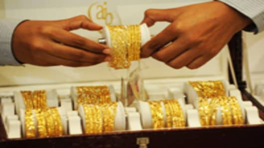 Can Asian Demand Help Gold Break 'Formidable' $1,800 Barrier?