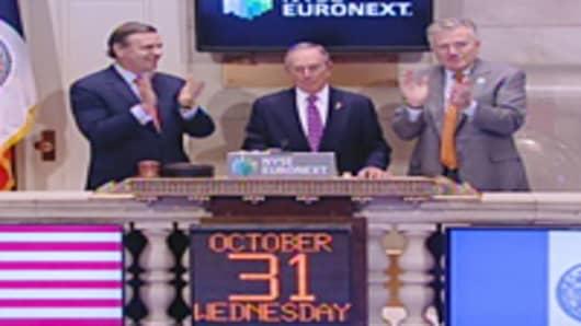 Stock Market Gets Back to Business After Sandy Setback