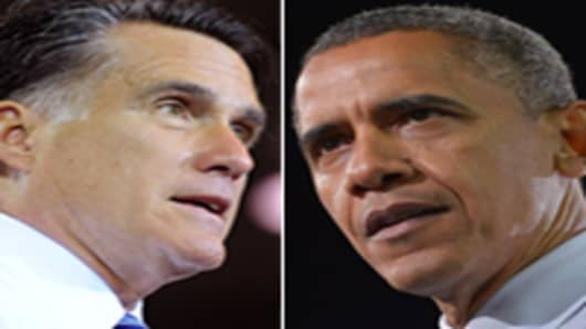 Obama Leads Romney in Three Swing States: NBC/WSJ Poll