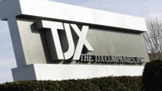 Bulls Shop TJX Before Monthly Sales