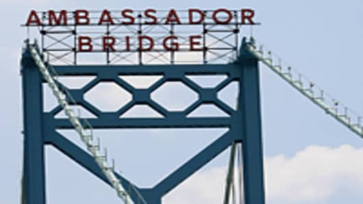 What's Behind This Billionaire Bridge Battle