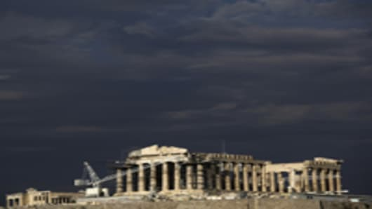 Greece Riskier Investment Than Libya, Syria: CFO Survey