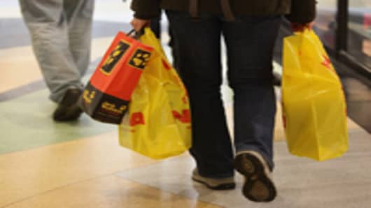 Retailers Post Gains in October, See Sandy Hit Ahead