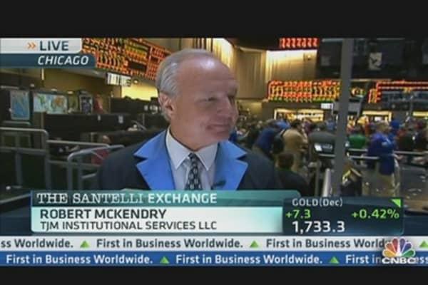 Santelli: Taking Profits in High Yield Bonds