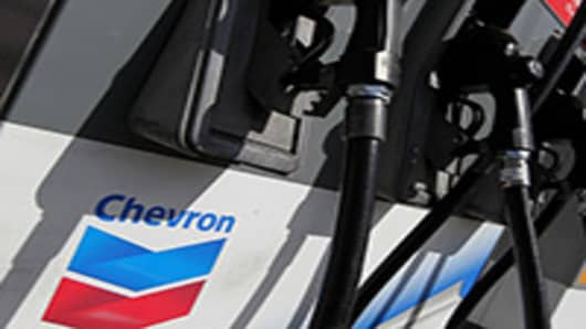 Volatile Crude Prices Bite Into Chevron Profits