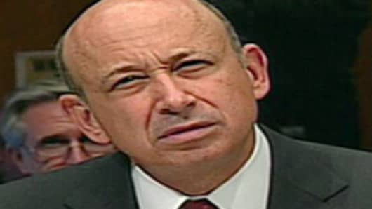 Don't Worry: Lloyd Blankfein Still Plans to Vote