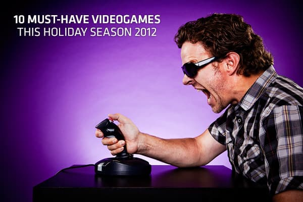 10 Must-Have Videogames This Holiday Season, 2012