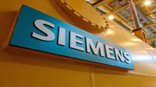 Siemens CEO Pushes 'Ambitious' 6 Billion Euro Cost Cuts