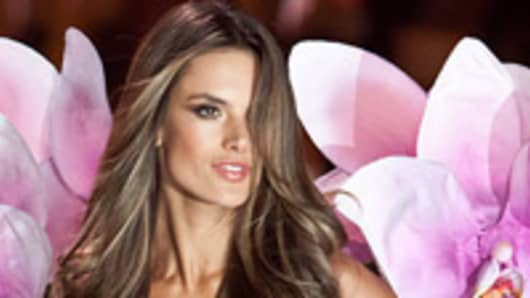 Victoria's Secret Angels Hit the Runway