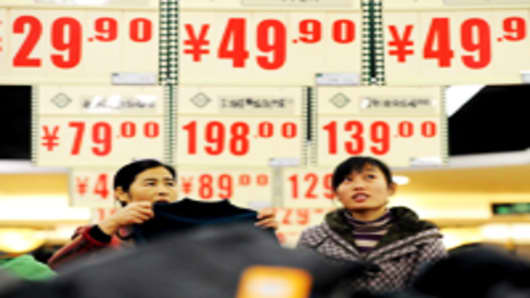 Why Inflation in China Will Raise Its Head Again
