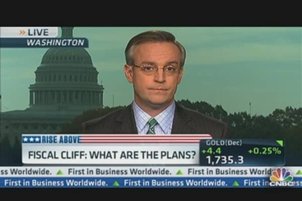 Fiscal Cliff: What are the Plans?