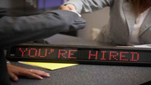 Stocks Numb to Jobs Report