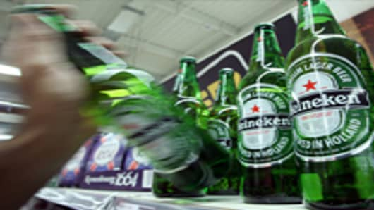 Drink Up, Beer Is Healthy Says... Heineken Exec