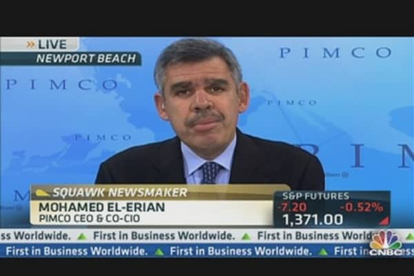 El-Erian's Four Point Recovery Plan