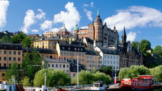 morgan stanley stockholm