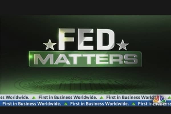 If US Crashes Cliff, Don't Turn to Fed: Fisher