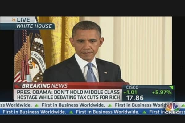 President Obama: Nation Succeeds with a Thriving Middle Class
