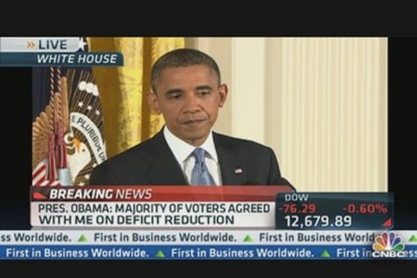 Obama: Extending Bush Era Tax Cuts