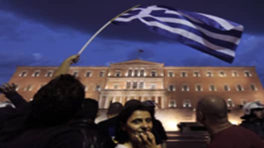 Greece's 'Monster' Debt Problem Haunts Europe