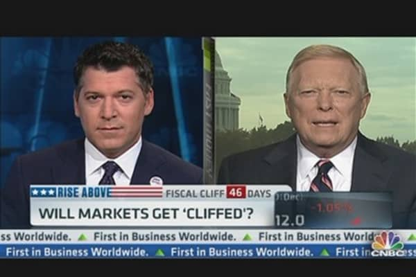 Will Markets Get 'Cliffed'?