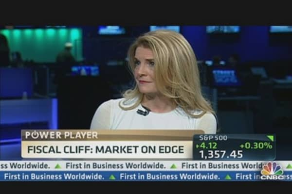 Fiscal Cliff: Markets on Edge