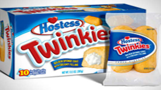 Hoard Twinkies?! Hostess Threatens to Shut Down
