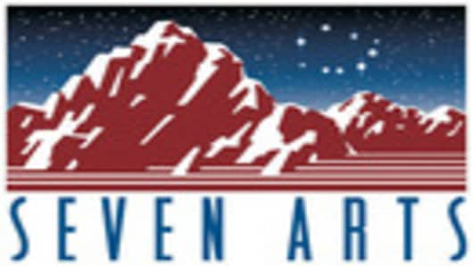 Seven Arts Entertainment Inc. Logo