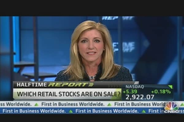 Which Retail Stocks Are on Sale? Pros Pick