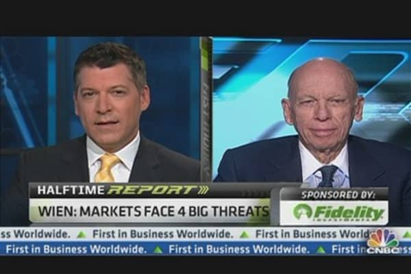 Four Market Fear Factors: Byron Wien
