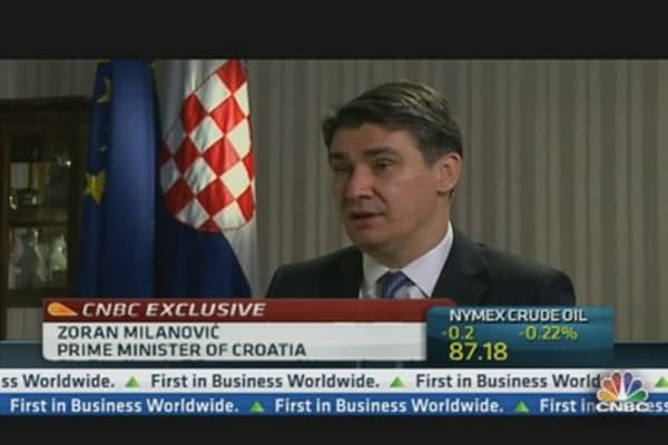Making Croatia More Business Friendly: Prime Minister