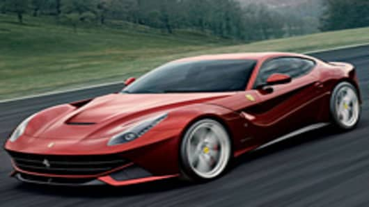 Ferrari's Fastest-Ever F12 Nabs $1.1 Million for Storm Victims