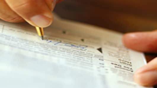 Tax Talks Raise Bar for Richest Americans